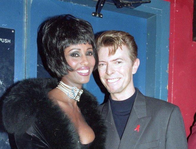 David Bowie και Iman