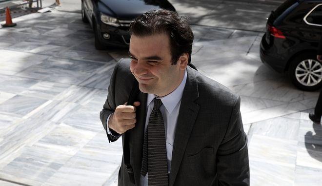 Ο υπουργός Ψηφιακής Διακυβέρνησης Κυριάκος Πιερρακάκης