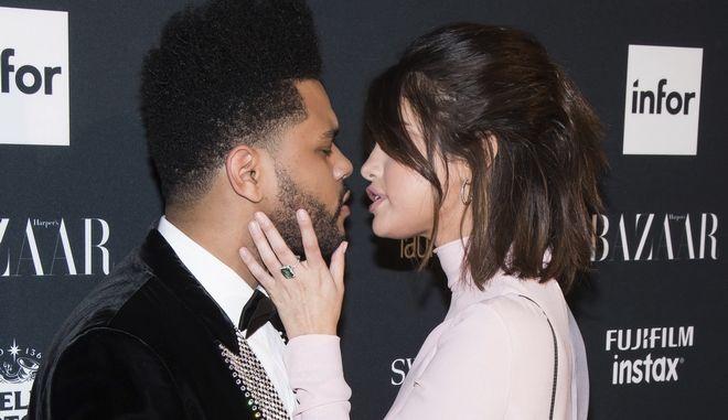 Selena Gomez και The Weeknd