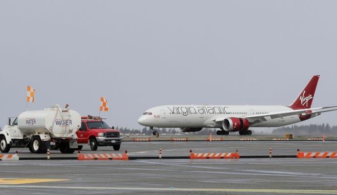 Αεροσκάφος της Virgin Atlantic