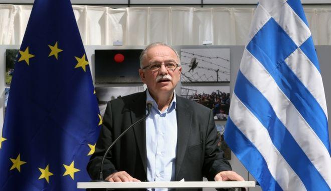 Παπαδημούλης: Θετική η συμφωνία του Eurogroup για την Ελλάδα