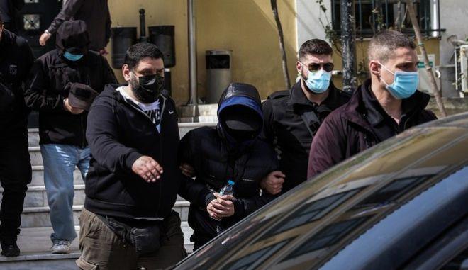 Απολογία του Μένιου Φουρθιώτη στον εισαγγελέα