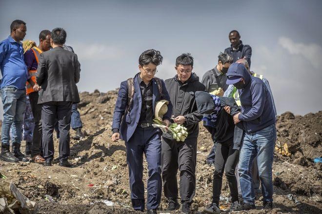 Συγγενείς θυμάτων του μοιραίου boeing της Ethiopian Airlines