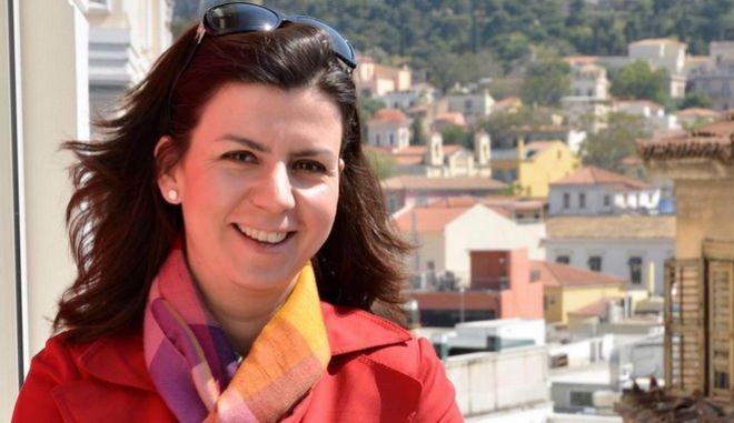 Μαρία Καρακλιούμη