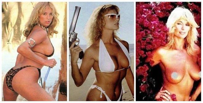 Μηχανή του Χρόνου: Πώς η σέξι βασίλισσα ταινιών Β' κατηγορίας μπήκε στο Χόλιγουντ