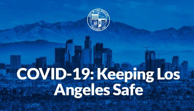 Το μήνυμα του δήμου του Λος Άντζελες στους πολίτες του