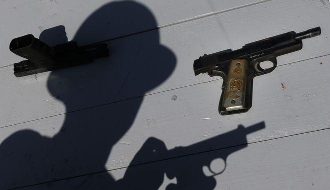 Όπλα στο Μεξικό