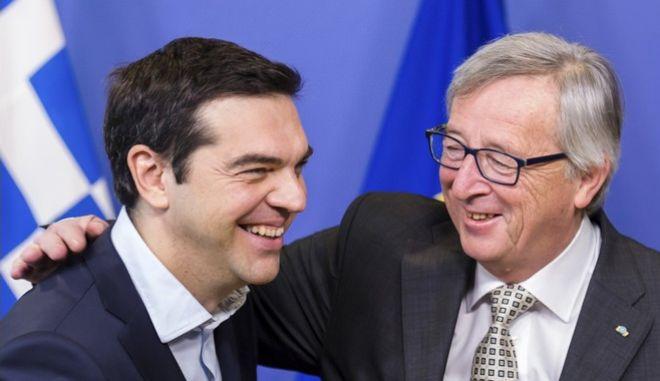 Γιούνκερ: Από τους Έλληνες έχουμε πάρει πολλά, τους έχουμε δώσει λίγα