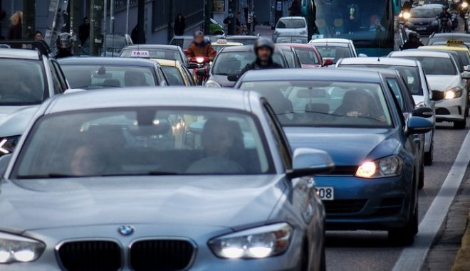 Κίνηση στους δρόμους