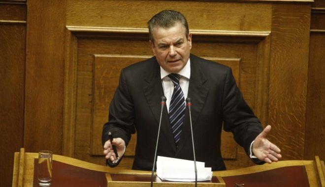 Συζήτηση επίκαιρων ερωτήσεων στην Βουλή την Παρασκευή 4 Νοεμβρίου 2016. (EUROKINISSI/ΓΙΩΡΓΟΣ ΚΟΝΤΑΡΙΝΗΣ)