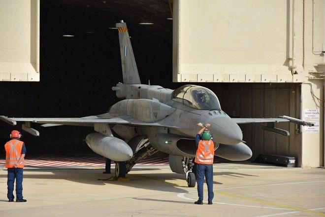 Blue Flag 2019: Ελληνικά F-16 σε άσκηση με ισραηλινά και ιταλικά F-35
