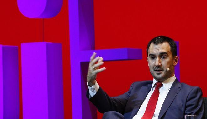 Ο Αλέξης Χαρίτσης στην ανοιχτή εκδήλωση του Ταμείου επιχειρηματικών συμμετοχών EquiFund