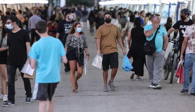 Κορονοϊός - Διασπορά: Ανησυχία για τη Βόρεια Ελλάδα