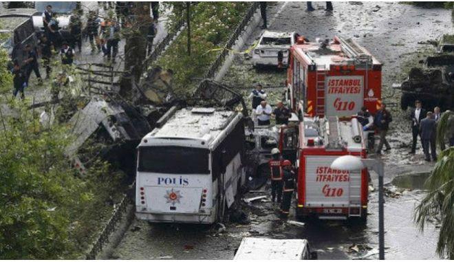 Τουρκία: Τα Γεράκια του Κουρδιστάν πίσω από τη βόμβα στην Κωνσταντινούπολη