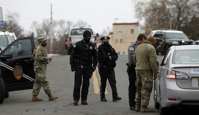 Αστυνομία στο Μεξικό