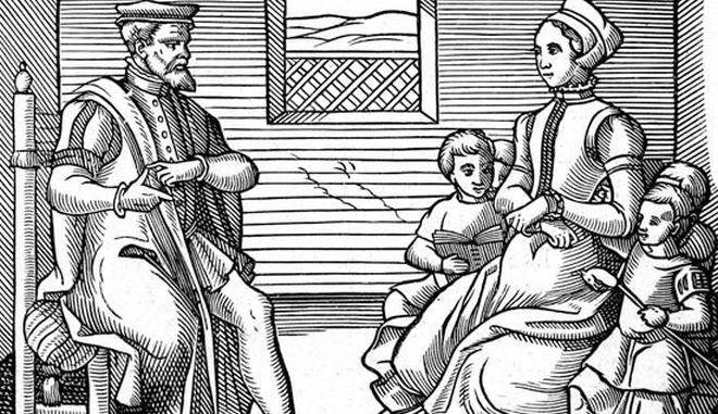Μηχανή του Χρόνου: Πουριτανοί στη θρησκεία, δάσκαλοι στο σεξ