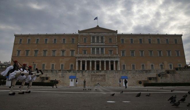 Βουλή, Αθήνα