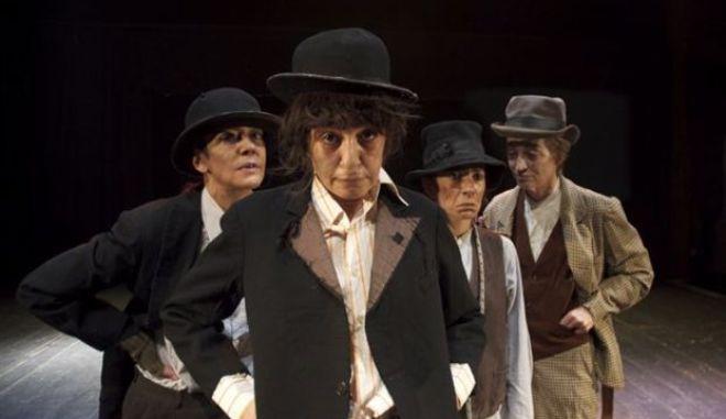 Το News 247 στο Θέατρο Τέχνης