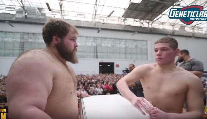 Στη Ρωσία το χαστούκισμα είναι επίσημο σπορ