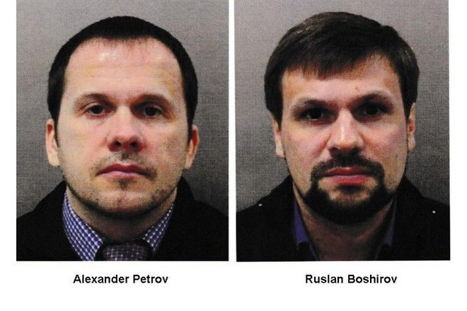 Οι Αλεξάντερ Πετρόφ και Ρουσλάν Μποσίροφ απελάθηκαν από την Τσεχία. Η Ρωσία