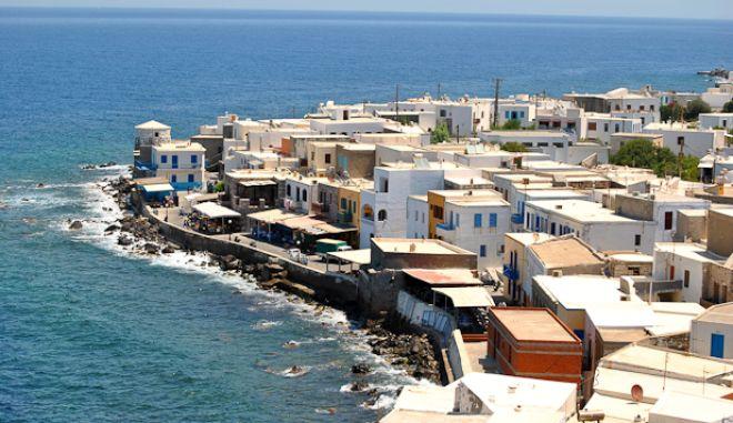 Ισχυρός σεισμός 5 Ρίχτερ δυτικά από τη Νίσυρο