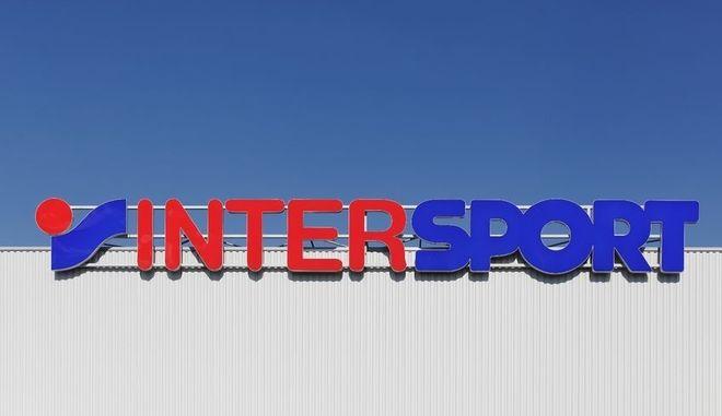 Το λογότυπο της Intersport