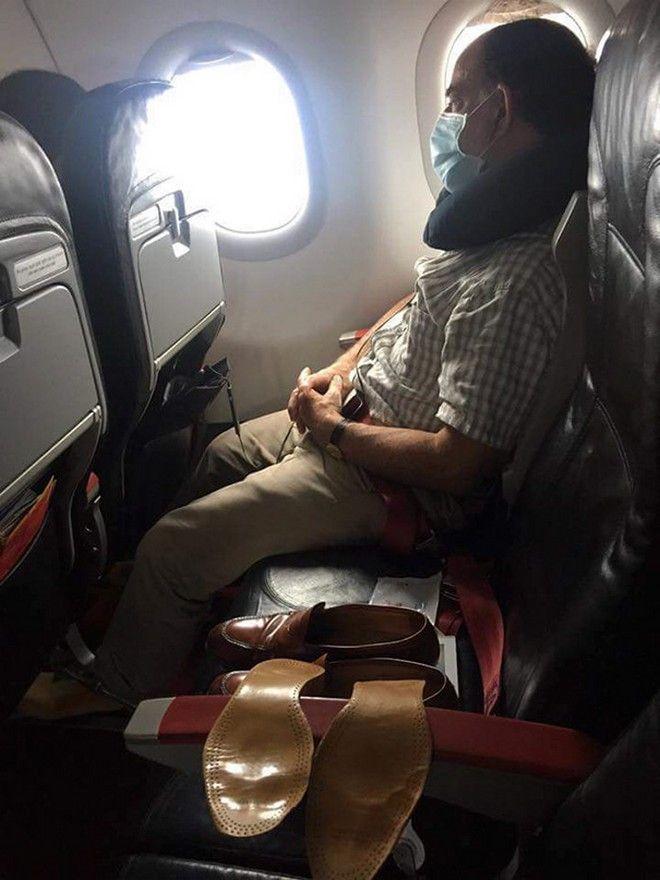 Συνεπιβάτες σε αεροπλάνο που δεν θα ήθελες ποτέ να σου τύχουν
