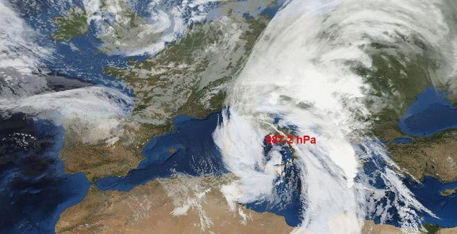 Επέλαση κακοκαιρίας: Καταιγίδες και άνεμοι έως 11 μποφόρ σε Ιόνιο - Δυτική Ελλάδα