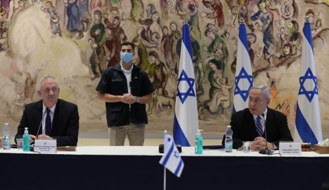 Η Κνέσετ, η Βουλή του Ισραήλ