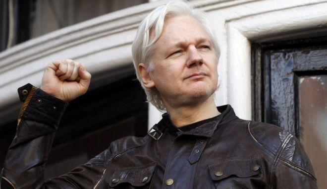 Julian Assange, ιδρυτής του Wikileaks