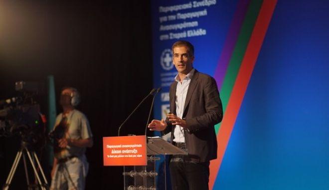 Μπακογιάννης: Μπορούμε να συνυπάρχουμε ακόμα κι αν διαφωνούμε