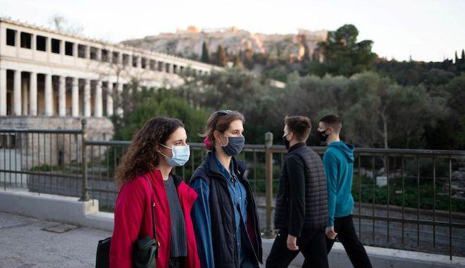 Κορονοϊός: 1496 νέα κρούσματα στην Ελλάδα, τα 795 στην Αττική - 17 νεκροί