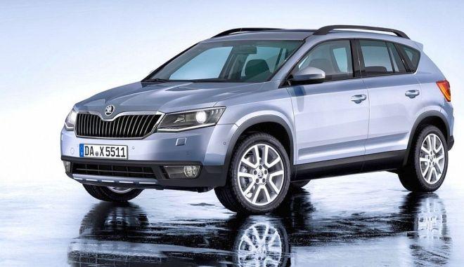 Στο τέλος του χρόνου έρχεται το 7θέσιο SUV της Skoda