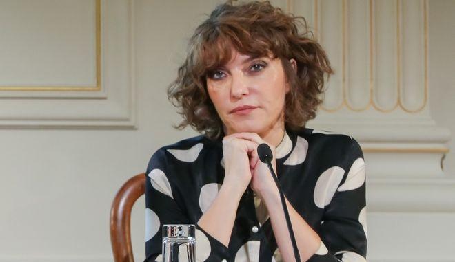 Η νέα καλλιτεχνική διευθύντρια του Εθνικού Θεάτρου Έρι Κύργια