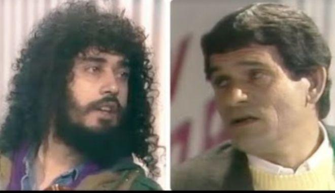 Ντοκουμέντο: Γιοκαρίνης - Μαργαρίτης μαζί και Παπαδάκης με χαίτη μαλλί