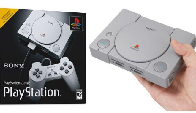 Η Sony επανακυκλοφορεί σε μίνι έκδοση το πρώτο της PlayStation - Πόσο κοστίζει