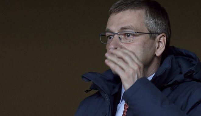 Ο Ρώσος δισεκατομμυριούχος Ντμίτρι Ριμπαλόβλιεφ