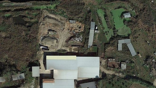 Δολοφονία Γραικού: Δορυφόρος κατέγραψε τον λάκκο όπου βρέθηκε θαμμένος ο κτηνοτρόφος