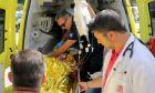ΠΑΓΝΗ: Σε κρίσιμη κατάσταση οι δύο από τους τέσσερις τραυματίες