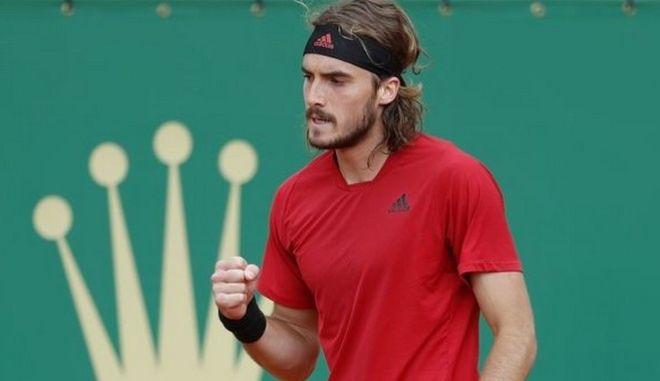 Monte Carlo Masters: Με φόντο τον τελικό ο Τσιτσιπάς κόντρα στον Έβανς