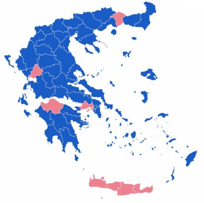 Χάρτης ενσωμάτωσης 100%