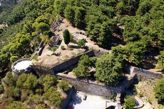 Το Κάστρο της Ζακύνθου, όπου θα παρασταθεί