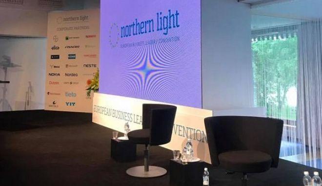 Ο Δημήτρης Μάρης, Πρόεδρος της 24MEDIA στο Northern Light Summit