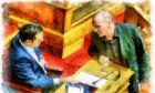 Αλέξης Τσίπρας και Γιάνης Βαρουφάκης την περίοδο της διακυβέρνησης από τον ΣΥΡΙΖΑ