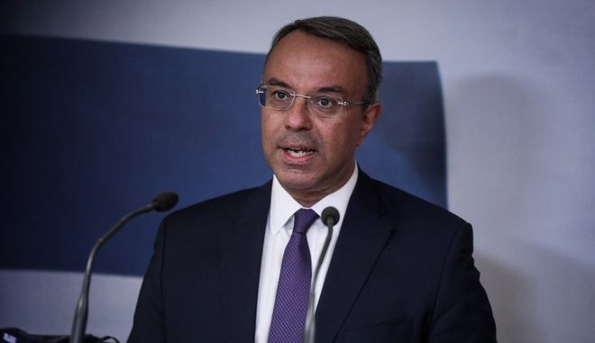 Χρήστος Σταϊκούρας, Υπουργός Οικονομικών