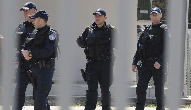 Δυνάμεις της αστυνομίας του Κοσόβου
