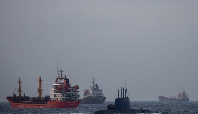 Ισραηλινά πλοία (φωτογραφία αρχείου)