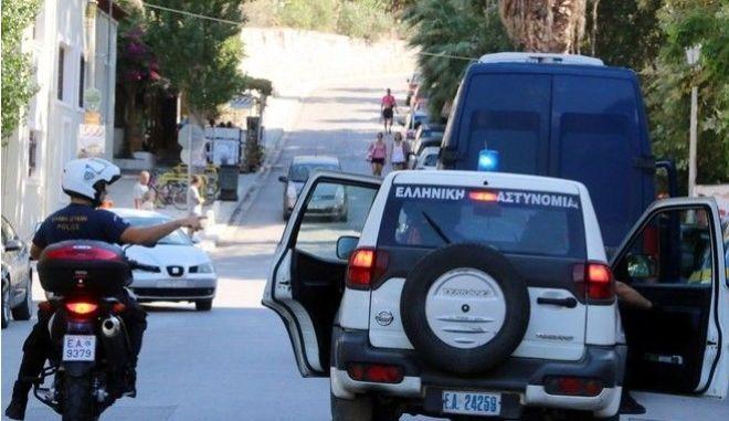 Πυροβολισμοί στο Νέο Ηράκλειο - Ένας τραυματίας