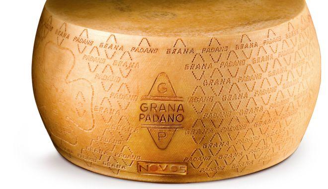 Το Grana Padano είναι ένα από τα πρώτα σκληρά τυριά του κόσμου