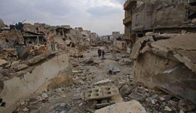 Συρία: Ανακοινώθηκε εκεχειρία στην Ανατολική Γούτα